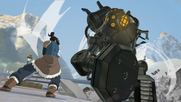 The Legend of Korra™ Screenshot 1