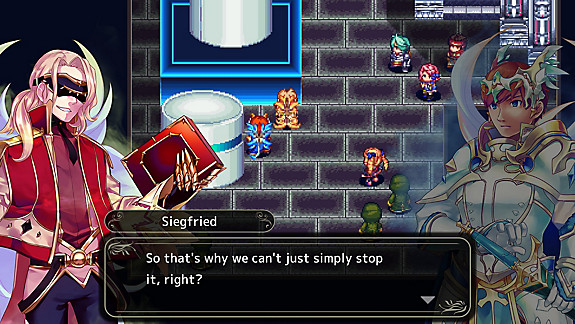 Legend of the Tetrarchs - Screenshot INDEX