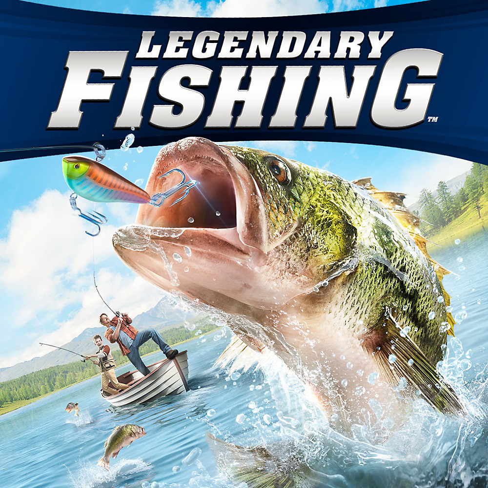 Legendary Fishing Game Ps4 Playstation