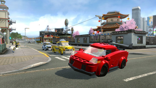 LEGO® CITY Undercover Screenshot 1