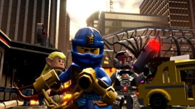 New Lego Games For Ps3 : Lego dimensions™ game ps playstation