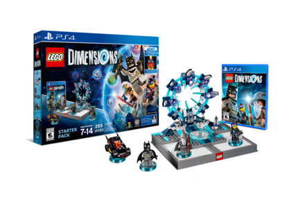 LEGO® Dimensions™ Game   PS4 - PlayStation