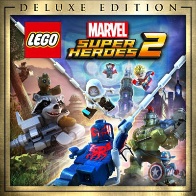 LEGO Marvel Super Heroes 2 Game | PS4 - PlayStation
