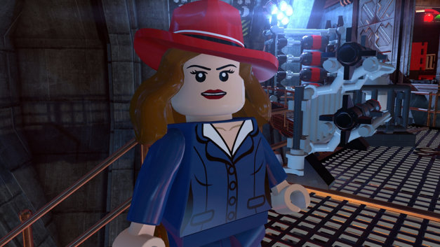 LEGO® Marvel's Avengers  Screenshot 1