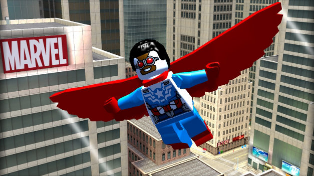 LEGO® Marvel's Avengers Screenshot 4