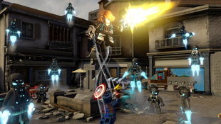LEGO® Marvel's Avengers  Screenshot 5