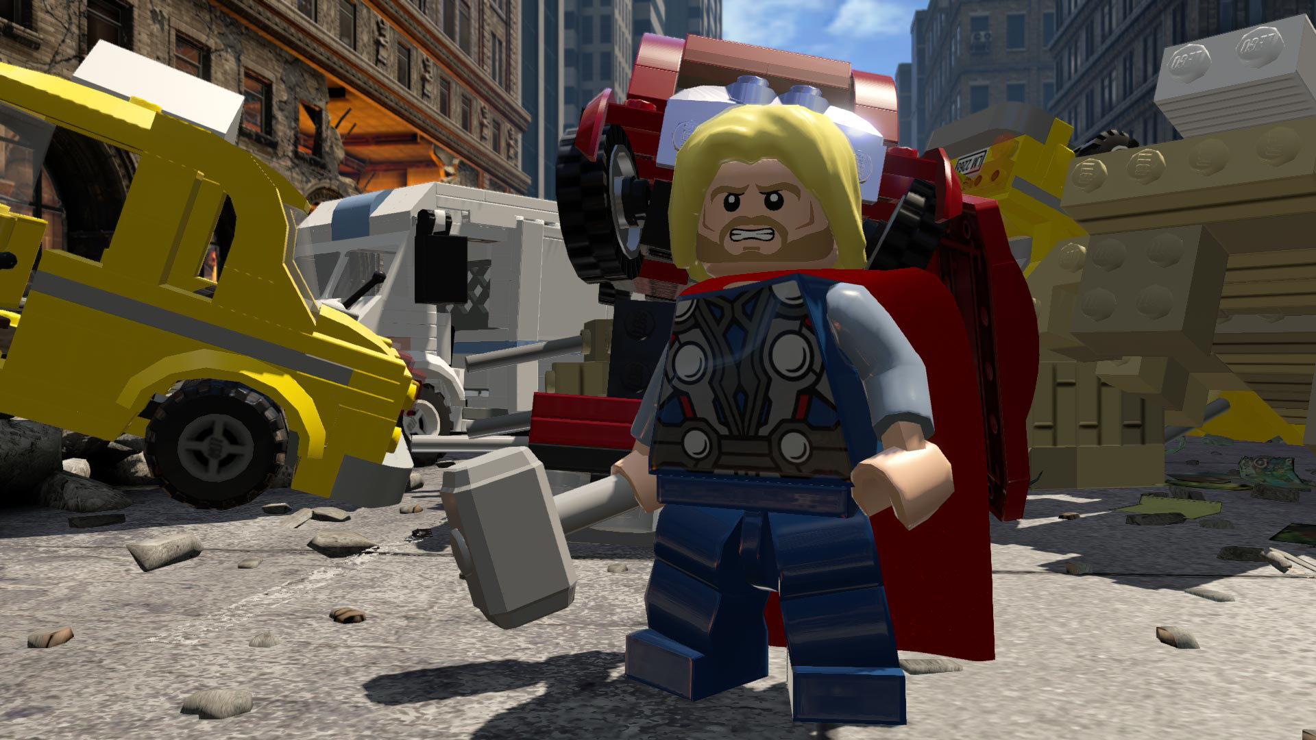 LEGO® Marvel's Avengers Game | PS4 - PlayStation