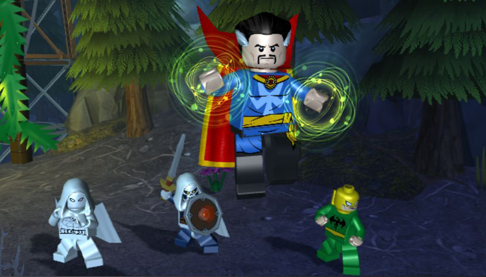 LEGO® Marvel's Avengers Game | PSVITA - PlayStation