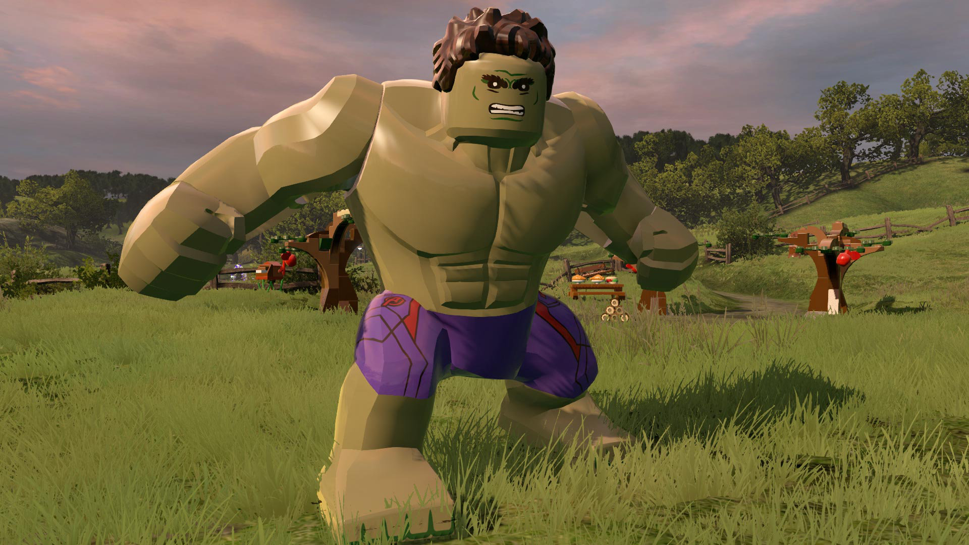Lego Marvels Avengers Game Ps4 Playstation Sony World Screenshot 4