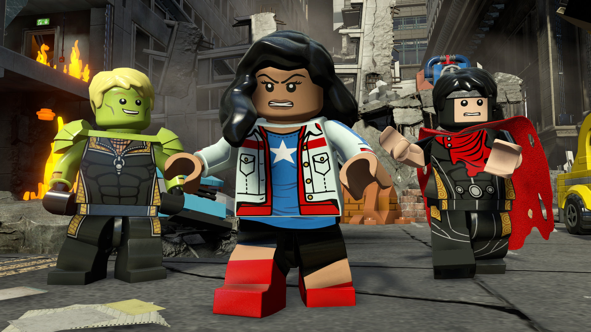 LEGO® Marvel's Avengers Game | PS3 - PlayStation