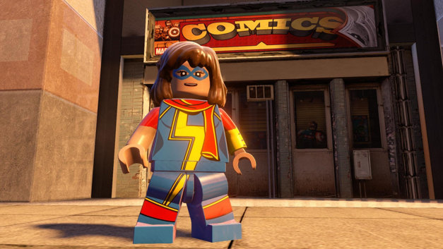 LEGO® Marvel's Avengers Screenshot 7