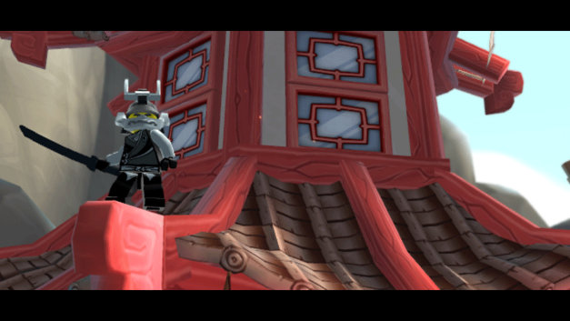 LEGO® Ninjago™: Shadow of Ronin™ Screenshot 4