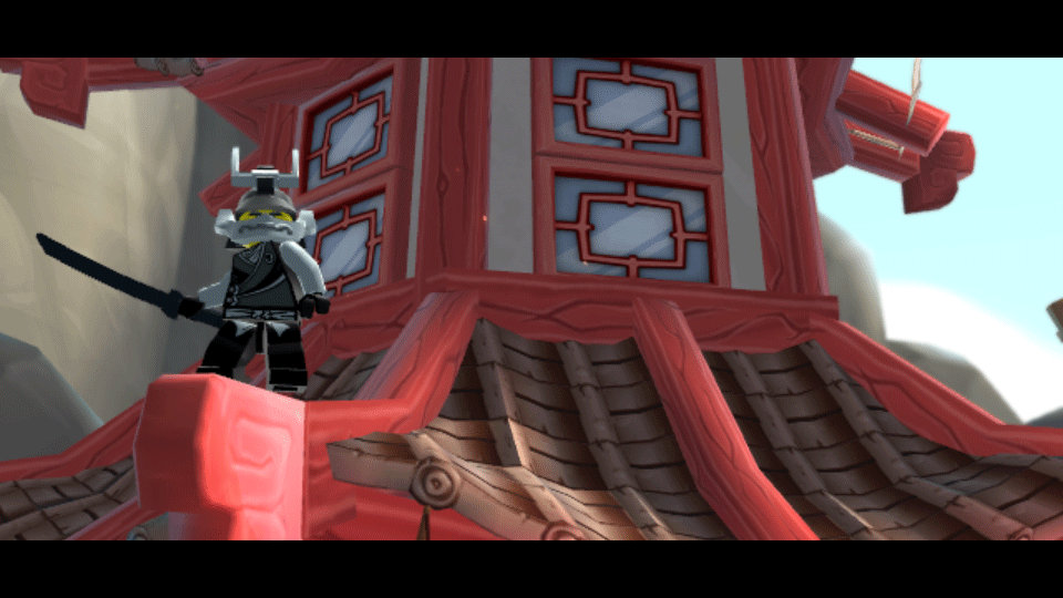 LEGO® Ninjago™: Shadow of Ronin™ Game | PSVITA - PlayStation