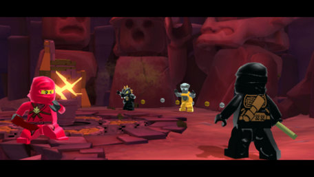 LEGO® Ninjago™: Shadow of Ronin™ Trailer Screenshot