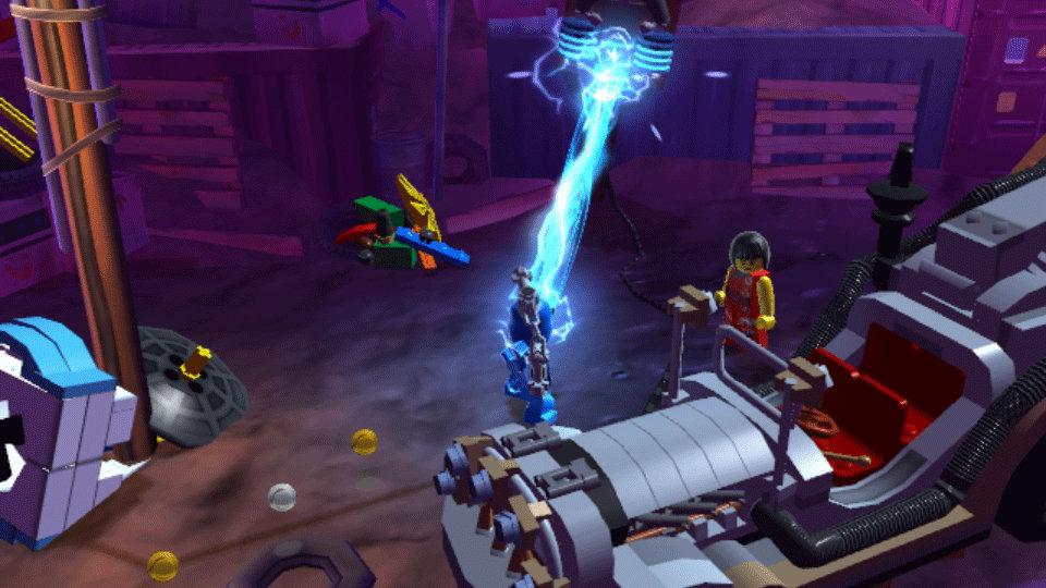 LEGO® Ninjago™: Shadow of Ronin™ Game   PSVITA - PlayStation