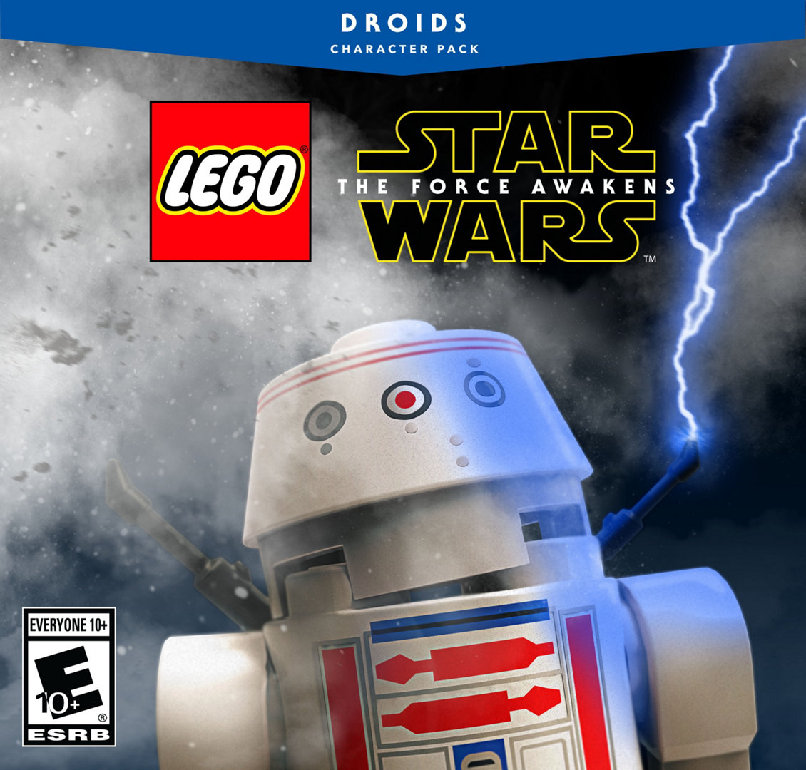 Lego Star Wars The Force Awakens Game Ps4 Playstation