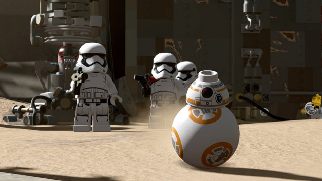 LEGO® Star Wars™: The Force Awakens™ Screenshot 1