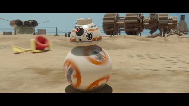 LEGO® Star Wars™: The Force Awakens™ Screenshot 16