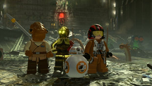 LEGO® Star Wars™: The Force Awakens™ Screenshot 11