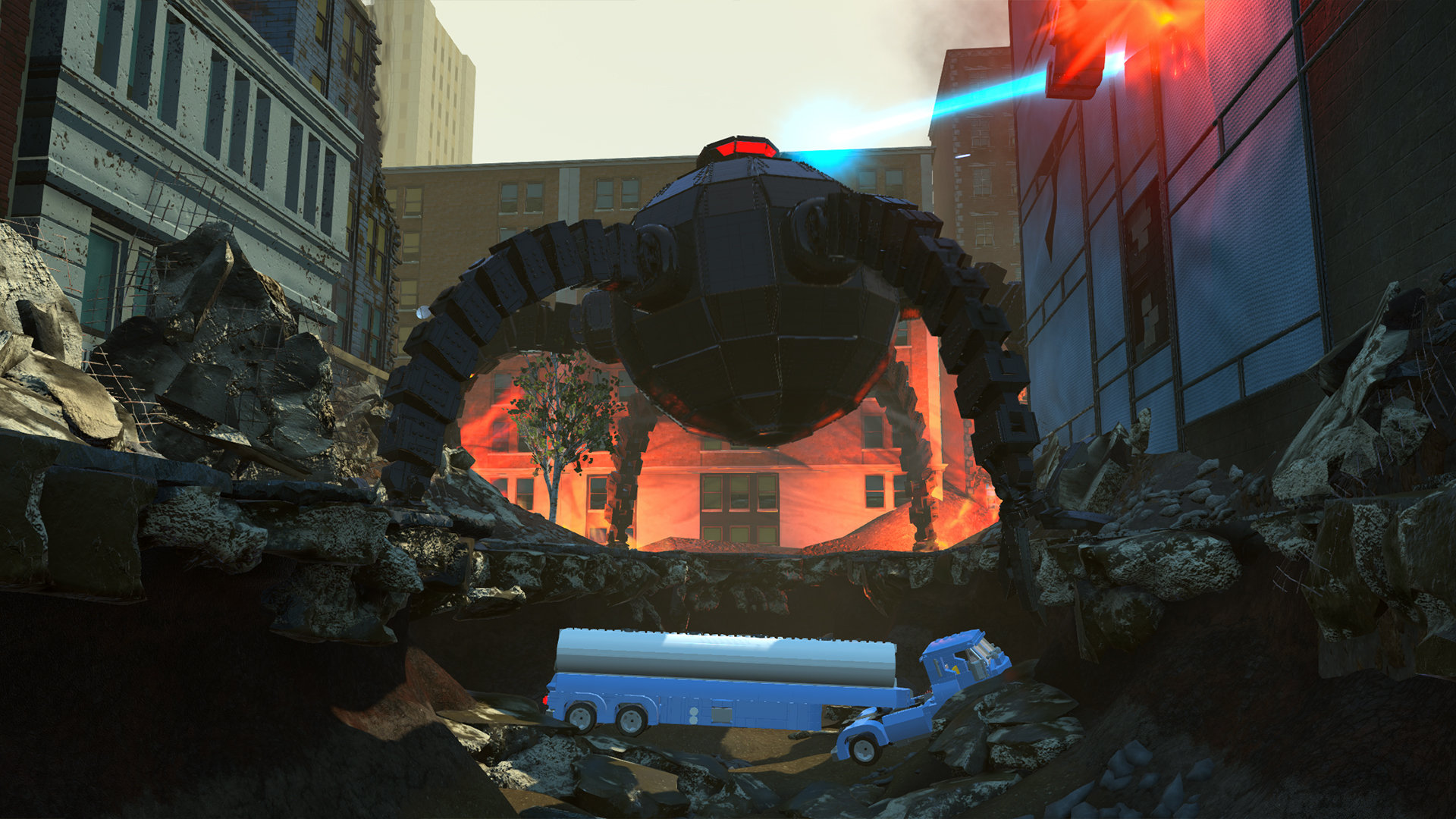 Lego The Incredibles Game Ps4 Playstation Ps Vita Movie Video Region 1 English Screenshot 2