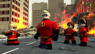 LEGO® The Incredibles Screenshot 3
