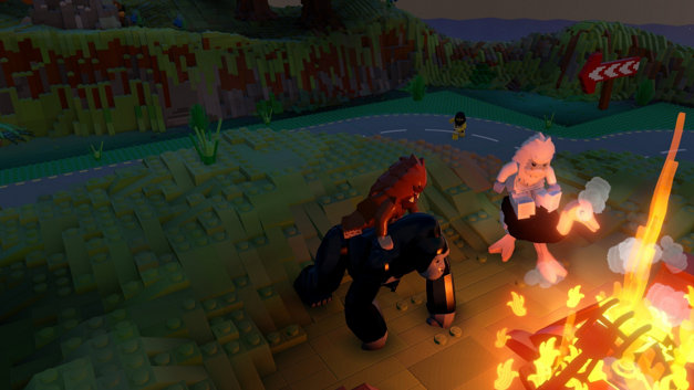 LEGO® Worlds Screenshot 1