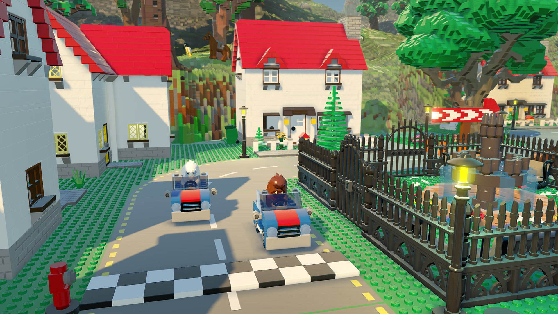 Lego Worlds Game Ps4 Playstation