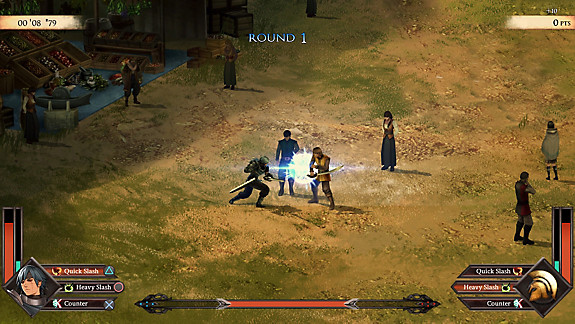 LEGRAND LEGACY: Tale of the Fatebounds - Screenshot INDEX