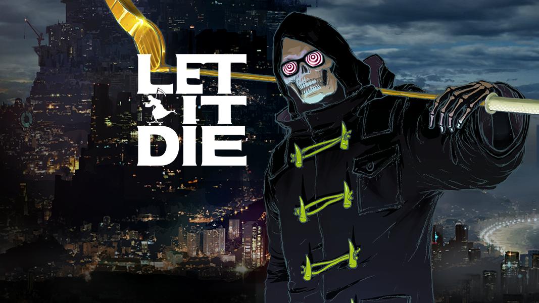 game let it die