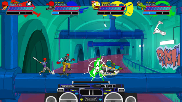 Lethal League Screenshot 1