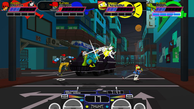 Lethal League Screenshot 4