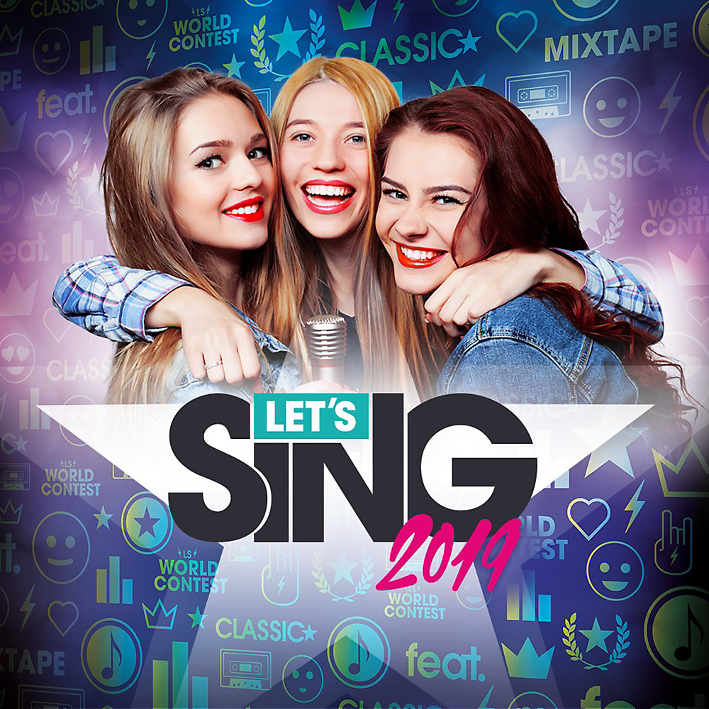 Let S Sing 2019 Game Ps4 Playstation
