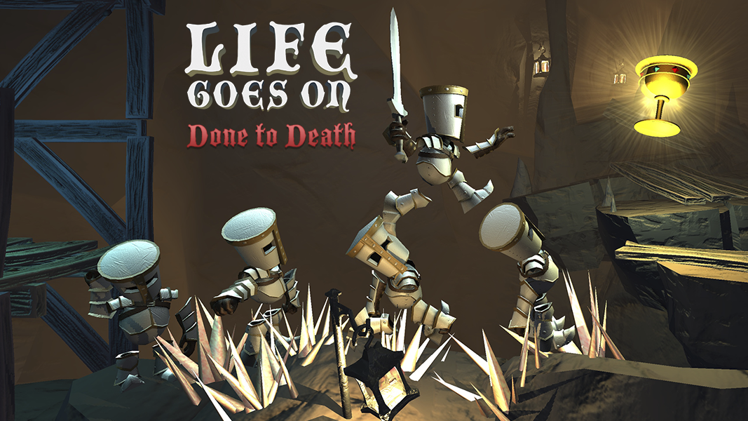 Life Goes On Done To Death Game Ps4 Playstation