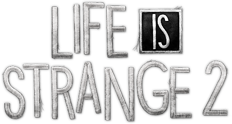 Resultado de imagem para life is strange 2 logo png