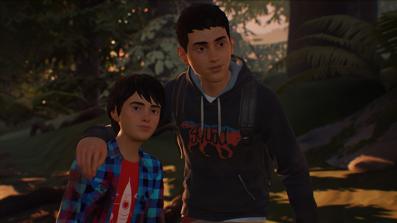 Life is Strange 2 - Game Overview Screenshot