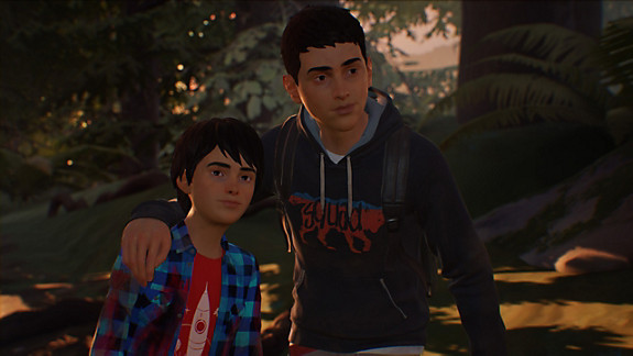 Life is Strange 2 - Screenshot INDEX