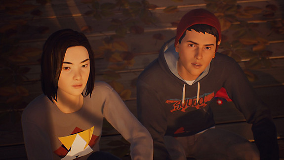 Life is Strange 2 screenshot