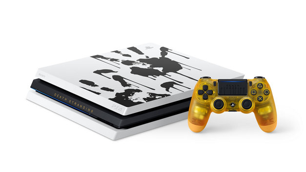 LIMITED EDITION DEATH STRANDING PS4 Pro Bundle Screenshot 1