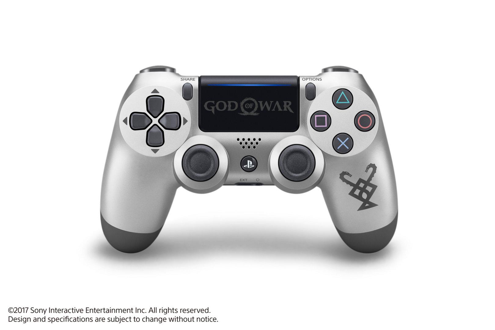 Limited Edition God of War PS4 Pro Bundle