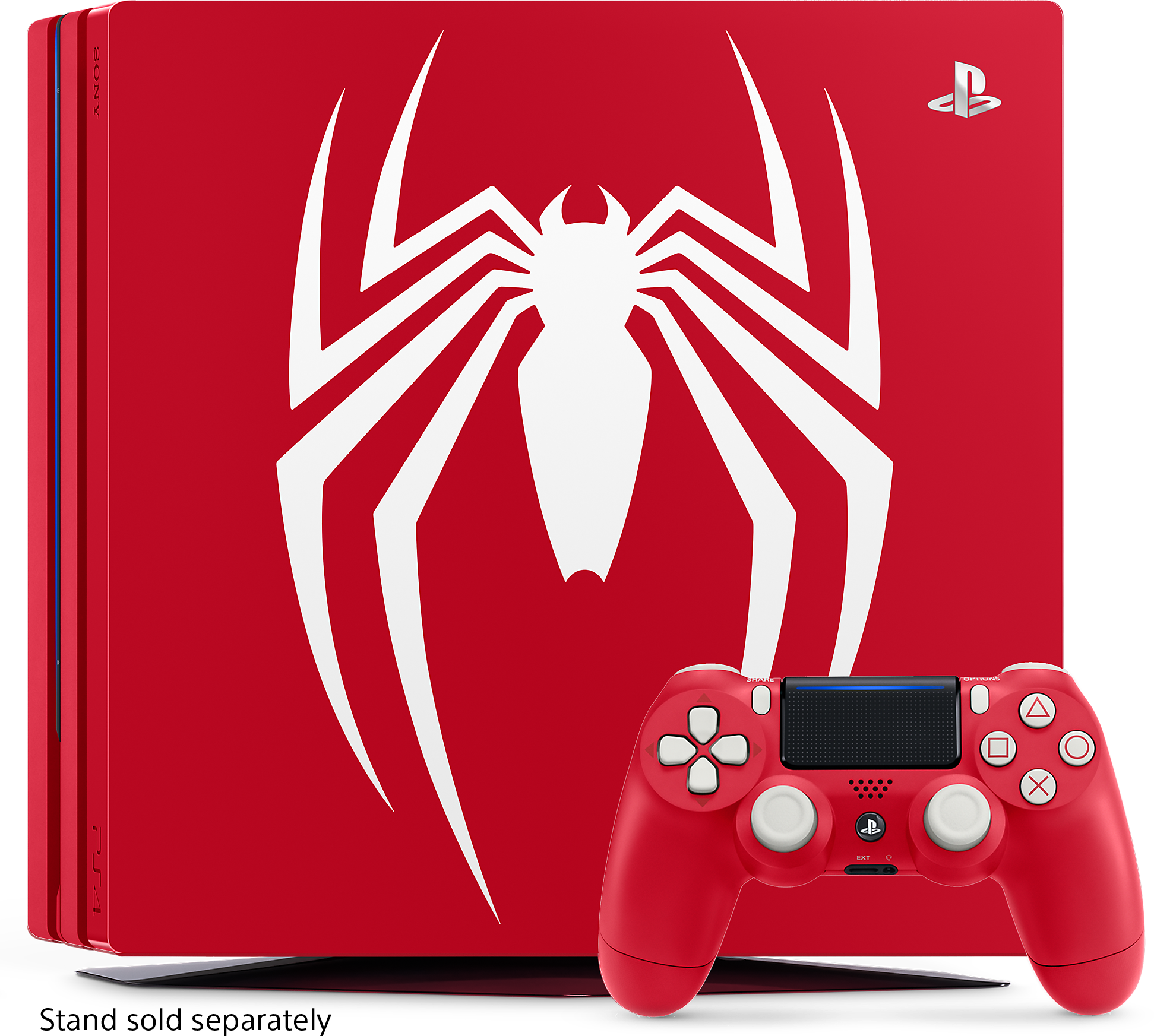 Good Condition box Only Spider-man Limited Edition Ps4 Pro 1tb Console Moderate Price