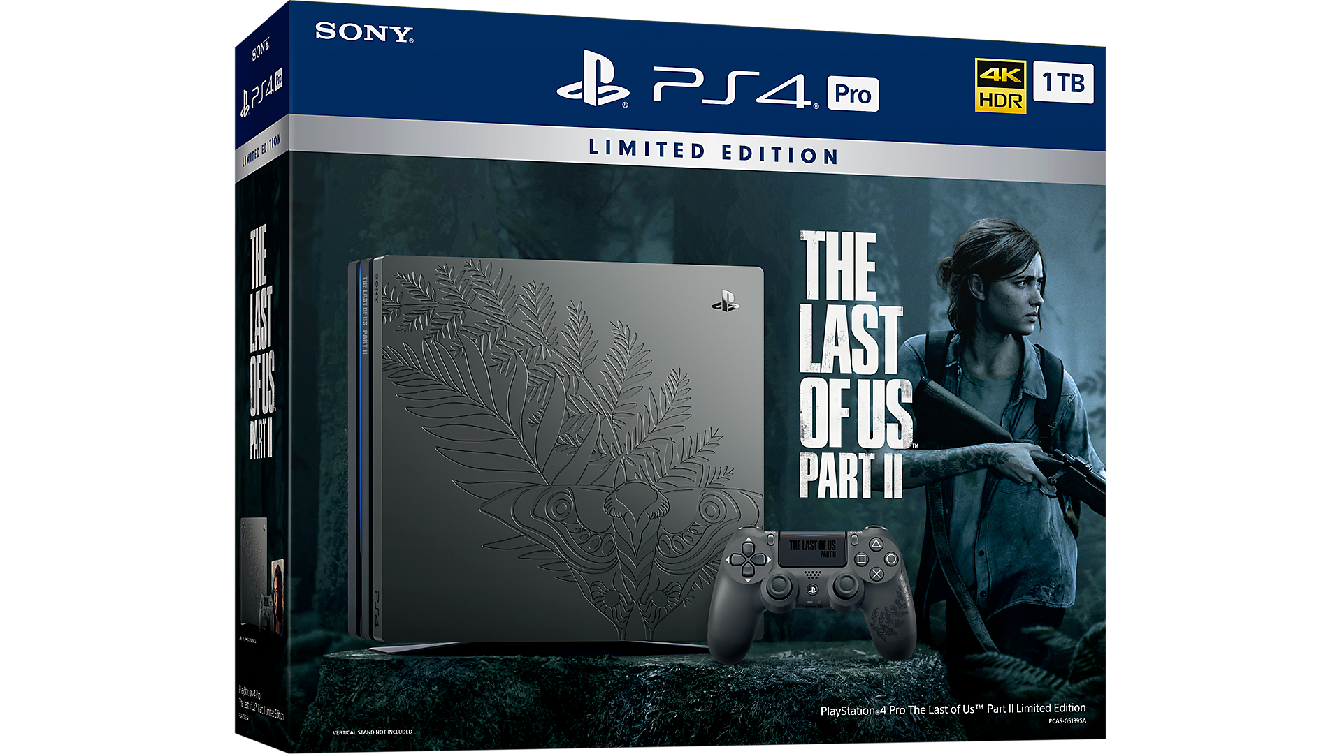 PlayStation 4 Pro The Last of Us™ Part II Limited Edition