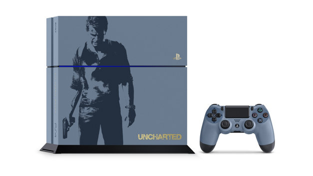 Limited Edition Uncharted 4 PS4 Bundle Screenshot 1