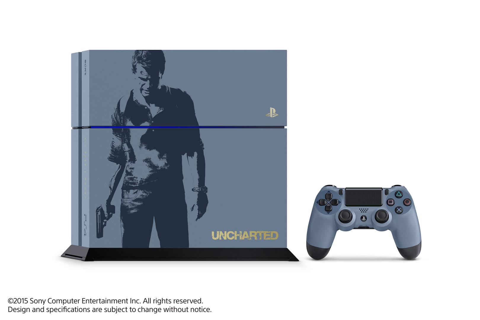 Uncharted 4: A Thief's End Limited Edition PS4 Bundle Revealed 7