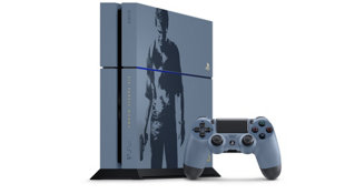 Limited Edition Uncharted 4 PS4 Bundle Screenshot 2