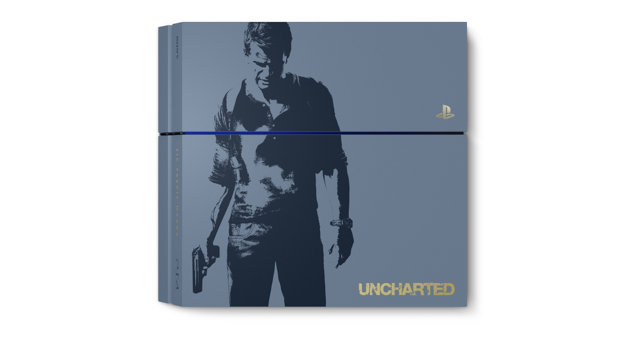 Limited Edition Uncharted 4 PS4 Bundle Screenshot 4