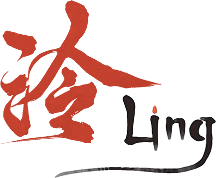Logotipo de Ling: A Road Alone