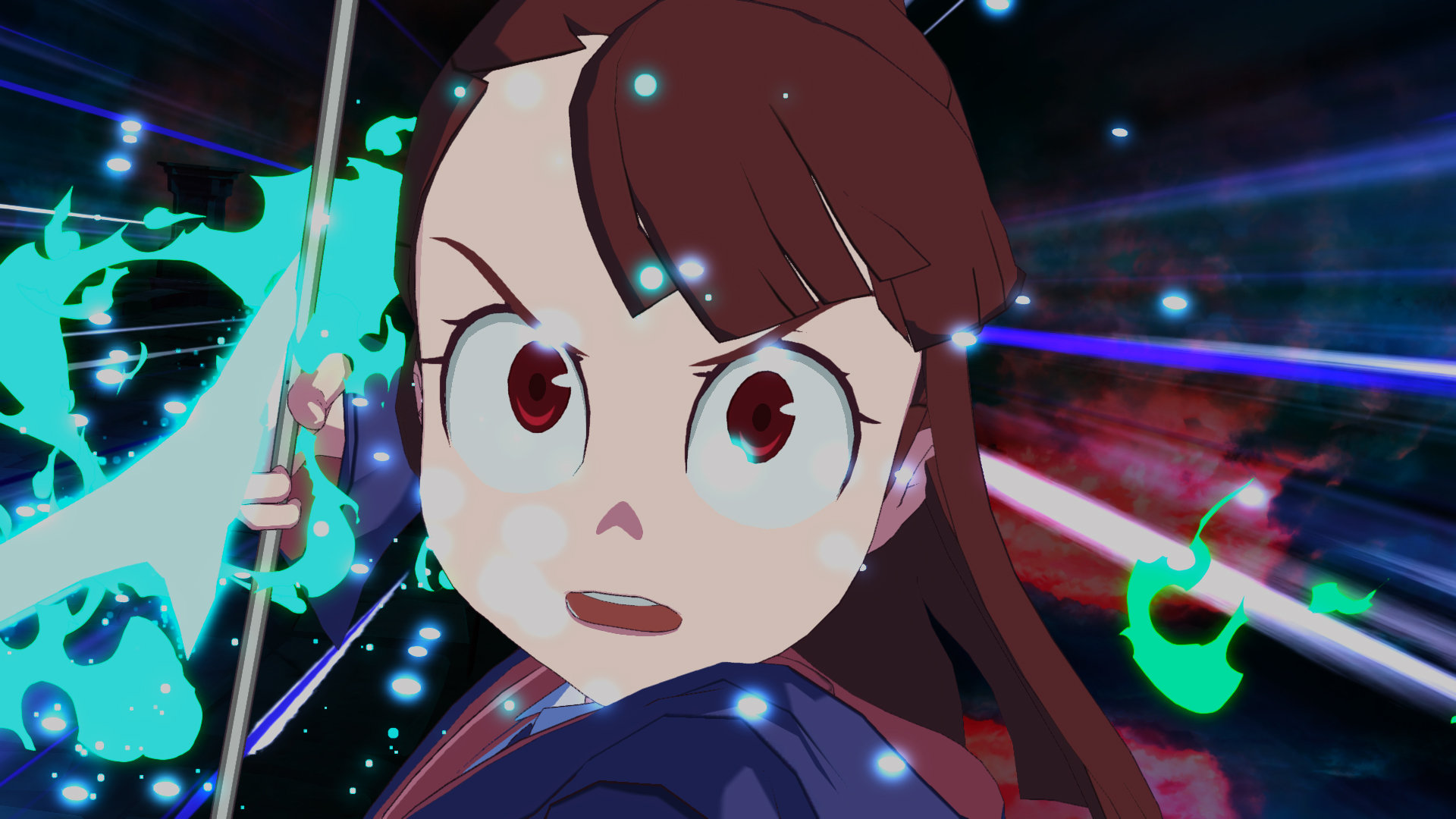 Little Witch Academia Chamber Of Time Game Ps4 Playstation