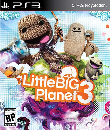 Littlebigplanet 3 Game Ps3 Playstation