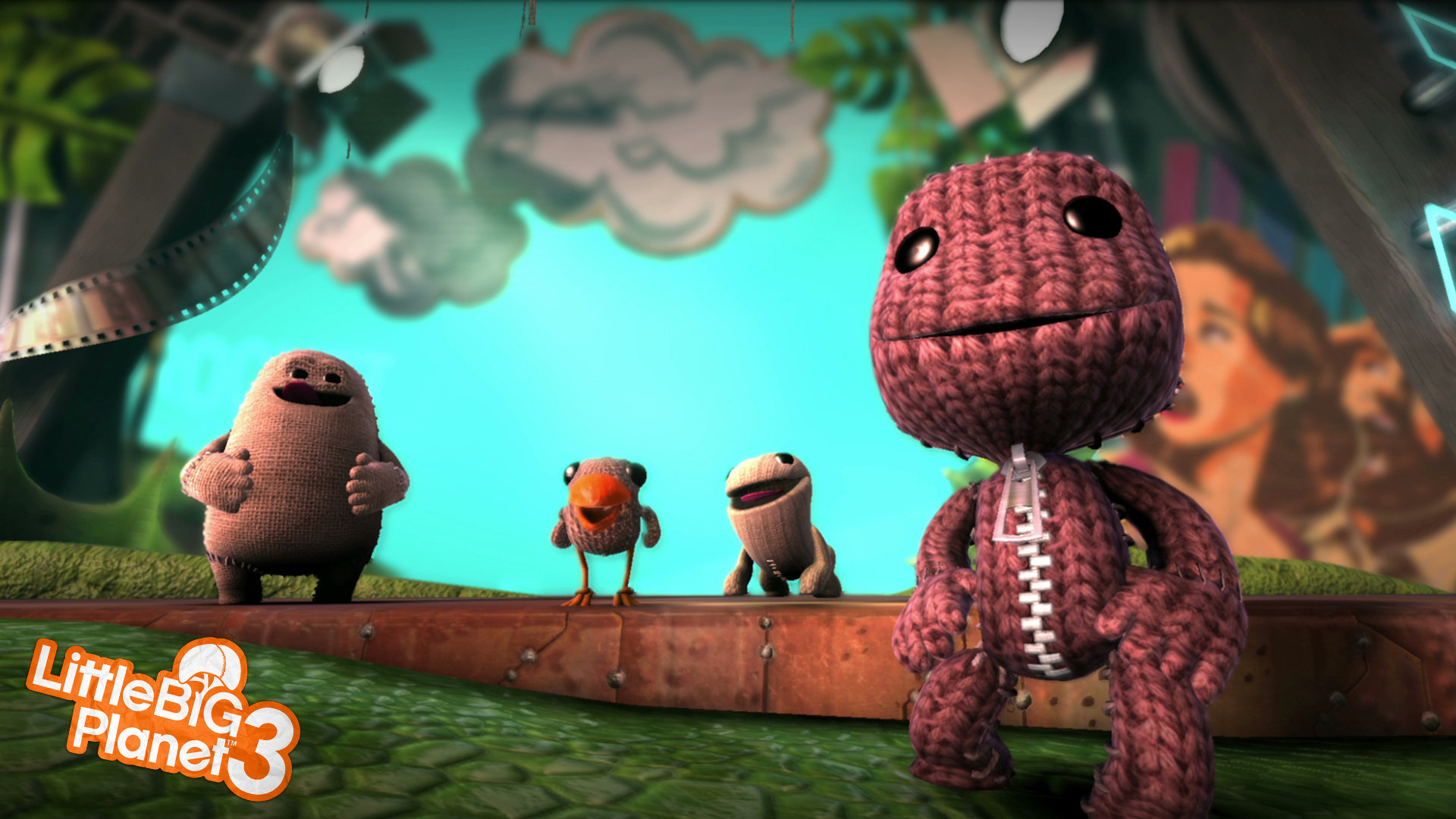 Image result for LITTLEBIGPLANET 3