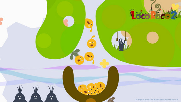 LocoRoco 2 Remastered Screenshot 19